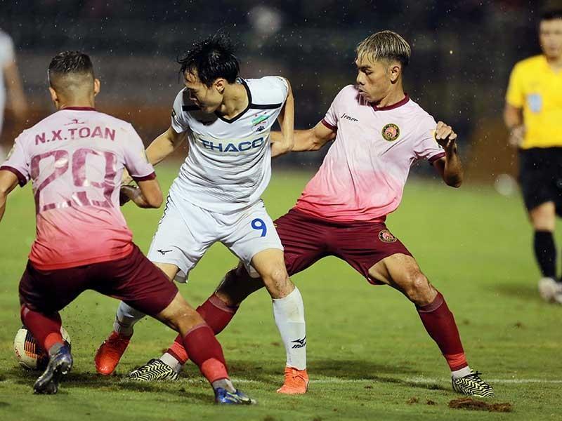 V-League 2020, ĐKVĐ Hà Nội gặp Nam Định trận khai mạc - ảnh 1