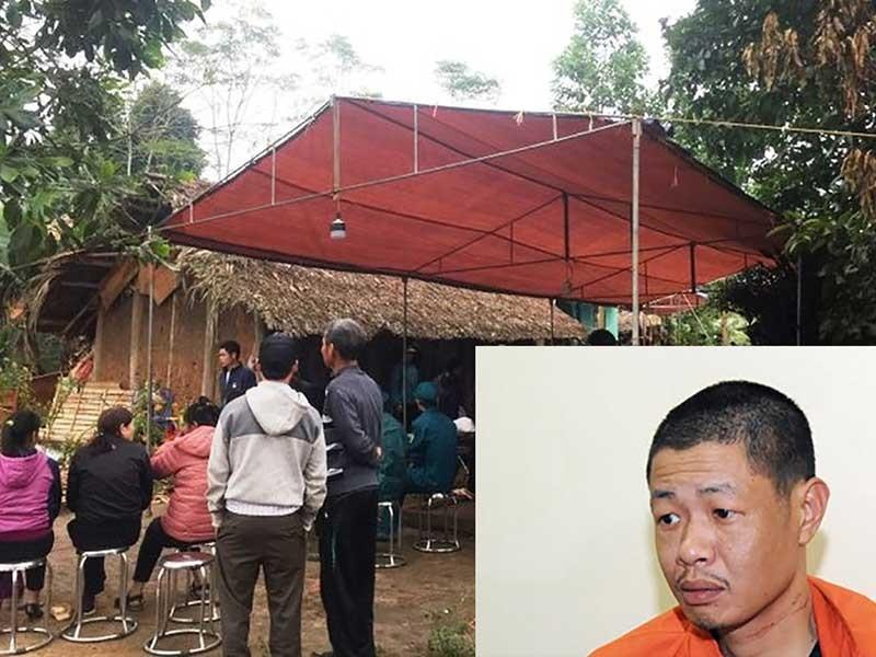 Kẻ chém chết 5 người ở Thái Nguyên từng dùng ma túy - ảnh 1