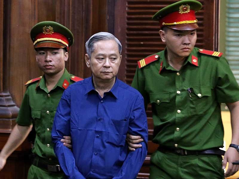 Ông Nguyễn Hữu Tín thừa nhận đã làm sai - ảnh 1