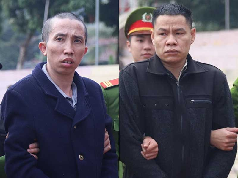 6 án tử vụ nữ sinh giao gà bị sát hại - ảnh 1