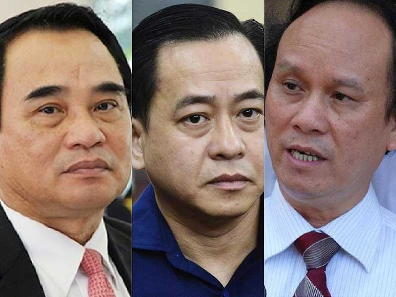 2 cựu chủ tịch TP Đà Nẵng sắp hầu tòa cùng Vũ 'nhôm' - ảnh 1