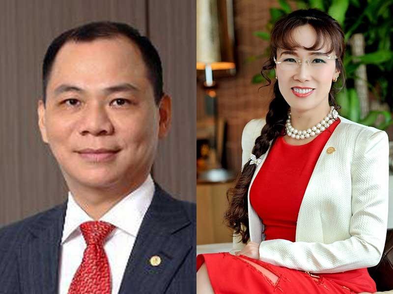 Bất ngờ với những người giàu nhất Việt Nam - ảnh 1