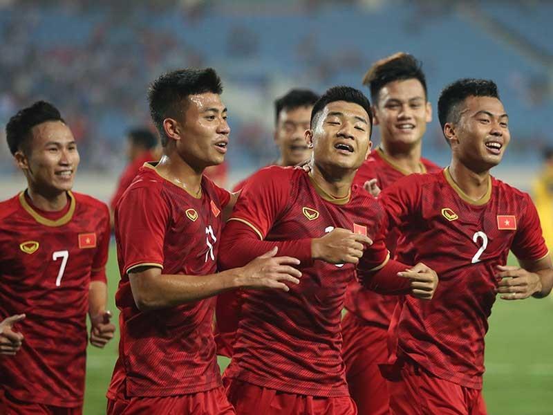U-23 Việt Nam đá giải châu Á với thế kèo trên - ảnh 1