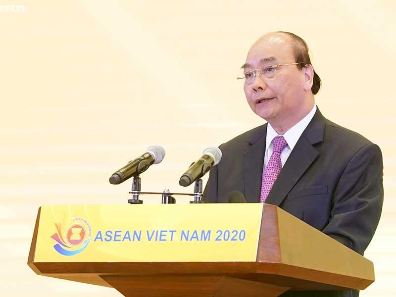 Khởi động năm Chủ tịch ASEAN 2020 - ảnh 1