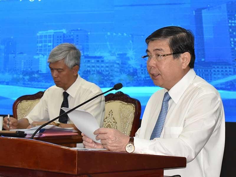 2020: TP.HCM cải thiện mạnh mẽ môi trường đầu tư - ảnh 1