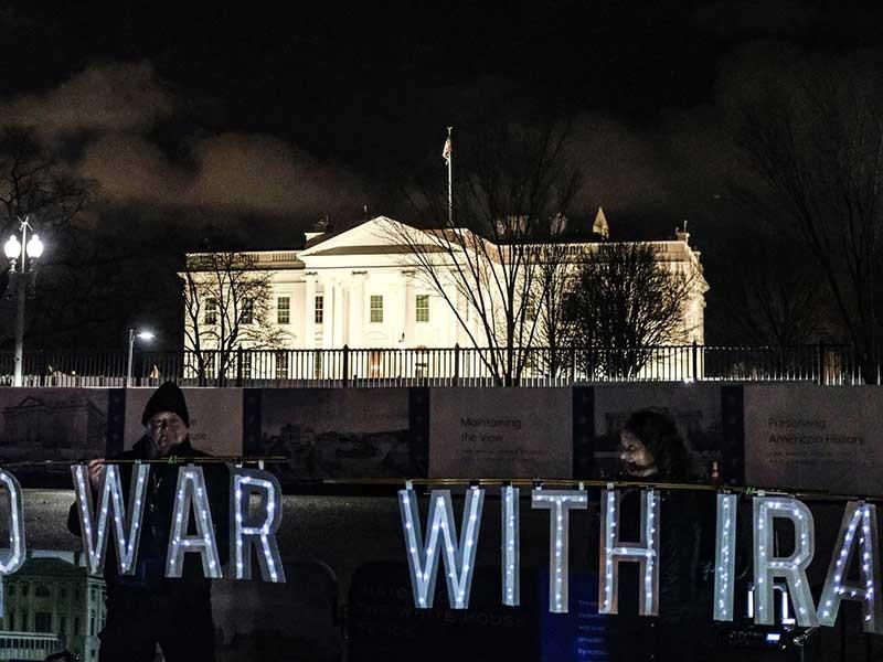 Iran đã hành động, còn ông Trump? - ảnh 1