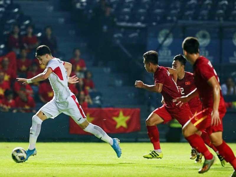 Thắng Triều Tiên 10-0 mà UAE - Jordan hòa 1-1 là bị loại - ảnh 1