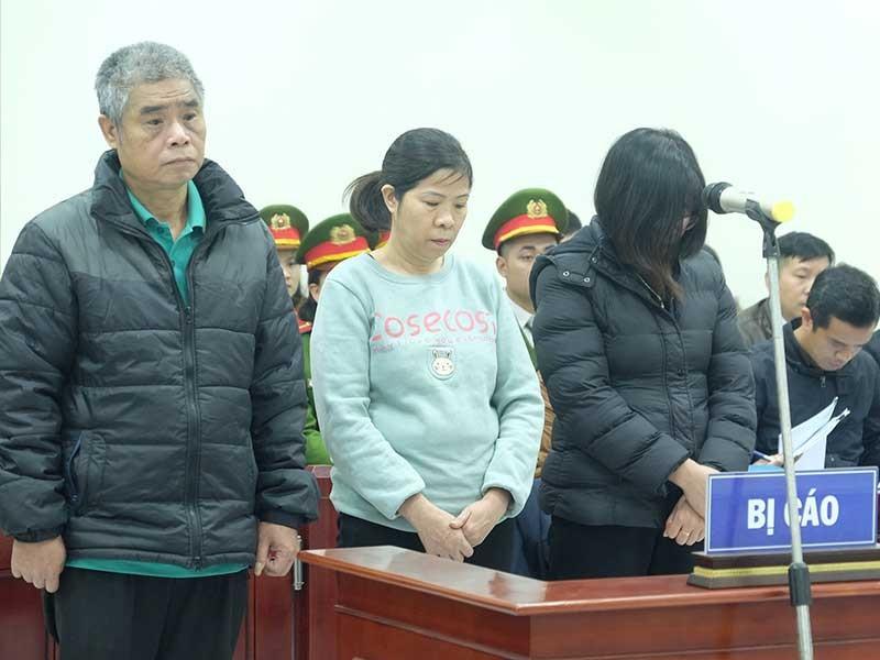 Vụ Trường Gateway: VKS đề nghị tù giam cả 3 bị cáo - ảnh 1