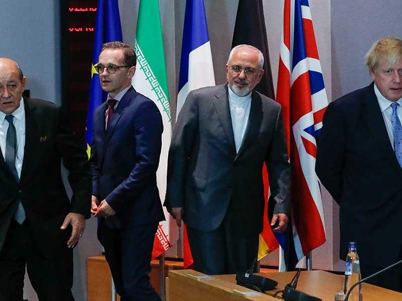 Anh, Pháp, Đức chìa 'con dao 2 lưỡi' với Iran - ảnh 1
