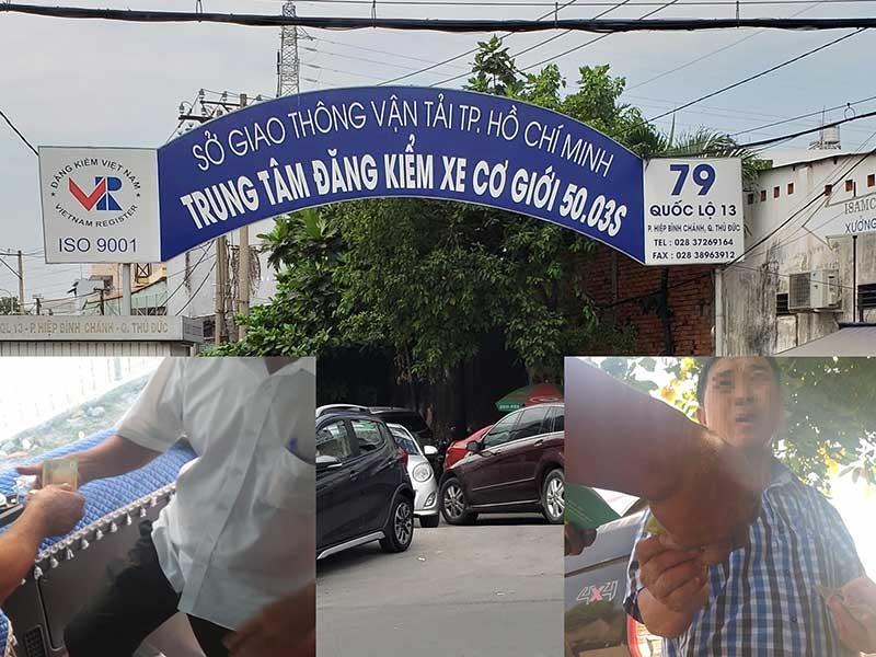 Cục Đăng kiểm Việt Nam: 'Có tiêu cực như báo nêu' - ảnh 1