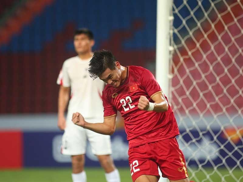 Việt Nam-CHDCND Triều Tiên (1-2): Dừng chân giữa dốc - ảnh 1