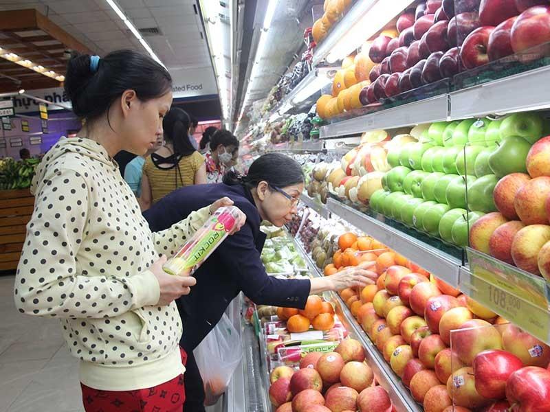 Kiểm soát chặt chất lượng hàng hóa ở chợ, siêu thị - ảnh 1