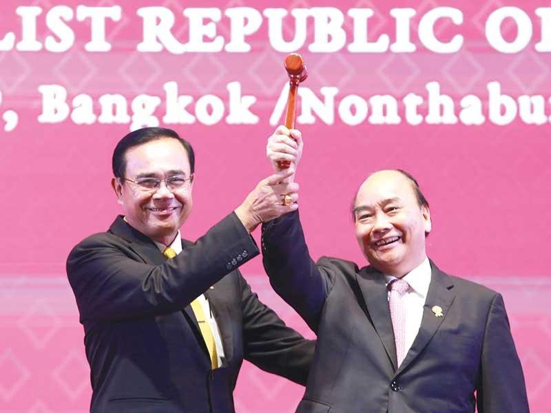Năm 2020 Thế giới nhìn 'sứ mệnh kép' của Việt Nam - ảnh 2