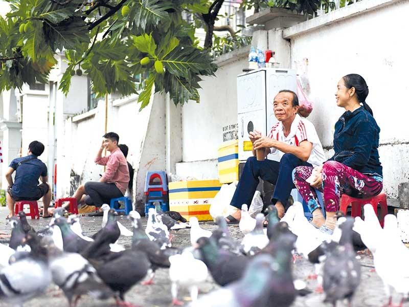 Sài Gòn, rộng - chật và mênh mông tình người - ảnh 2