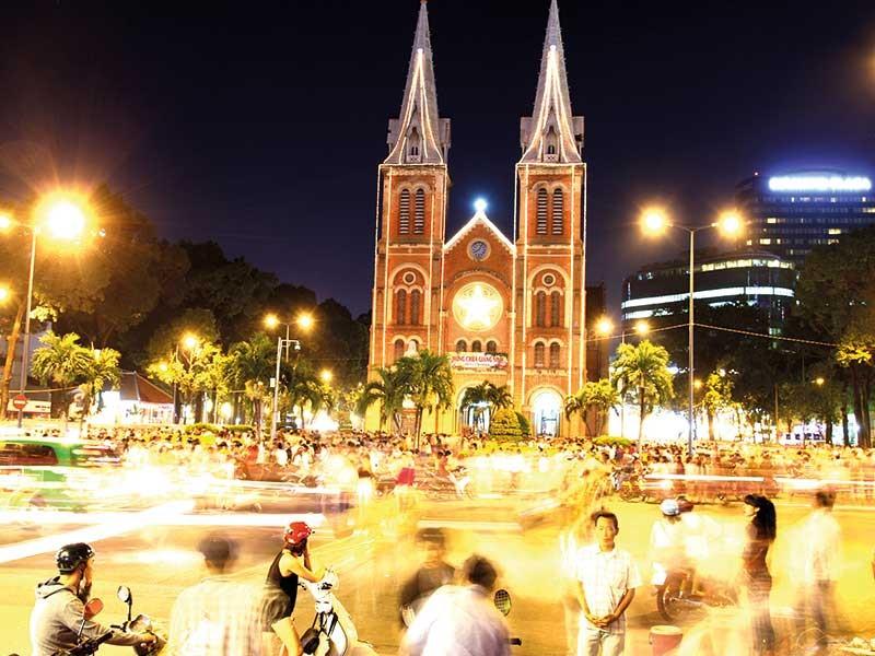 Ðường phố Sài Gòn, những ký ức không phai - ảnh 2