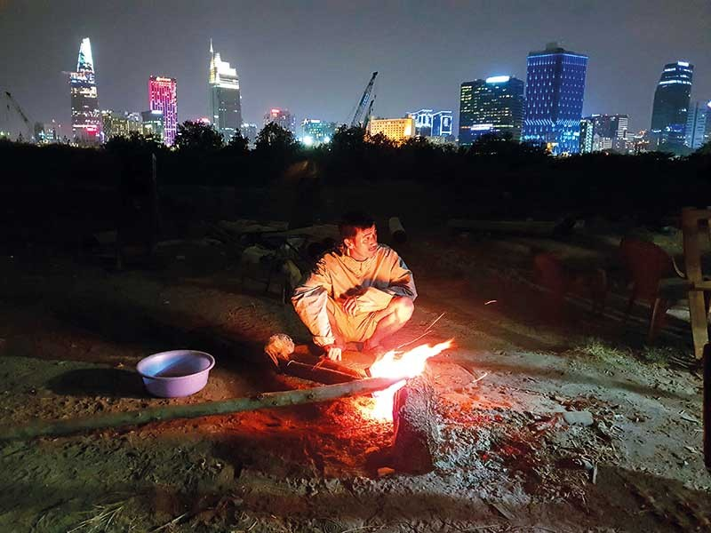 Sài Gòn về đêm có gì lạ? - ảnh 3