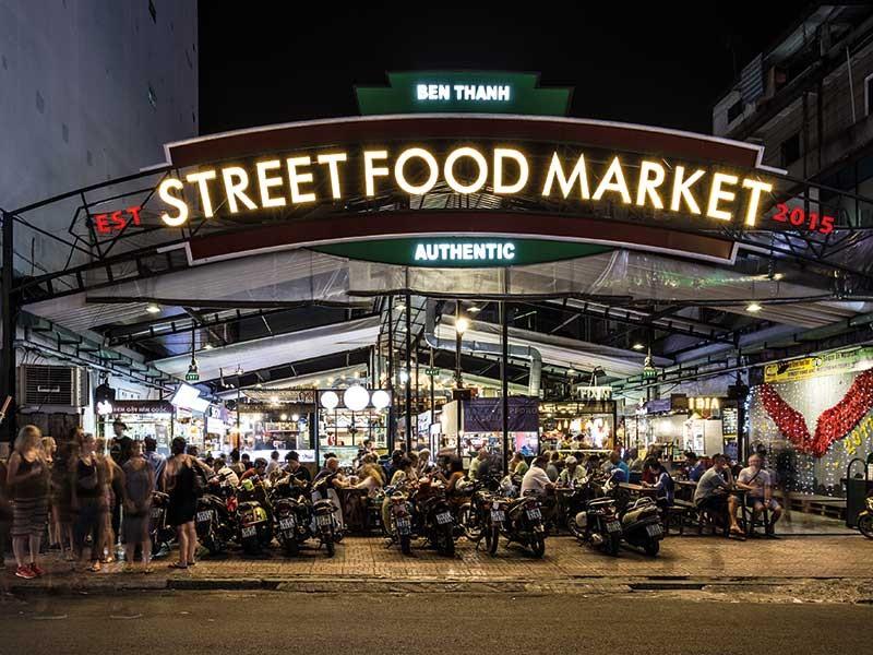 Sài Gòn về đêm có gì lạ? - ảnh 4