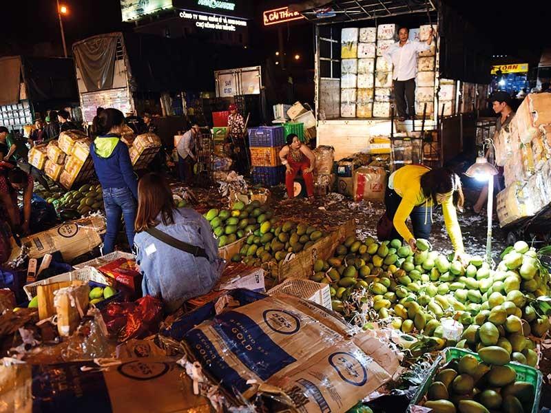 Sài Gòn về đêm có gì lạ? - ảnh 6