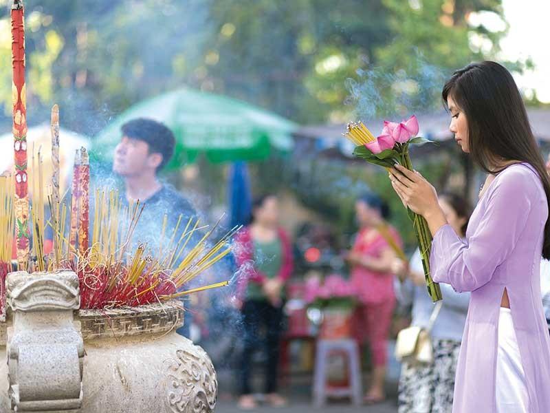 Người Sài Gòn đi lễ mùa xuân - ảnh 2