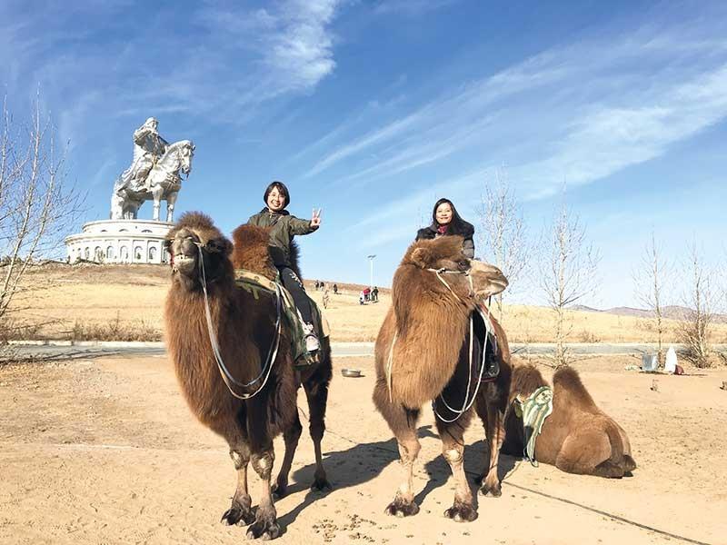 Thử một lần tới Mông Cổ - ảnh 1