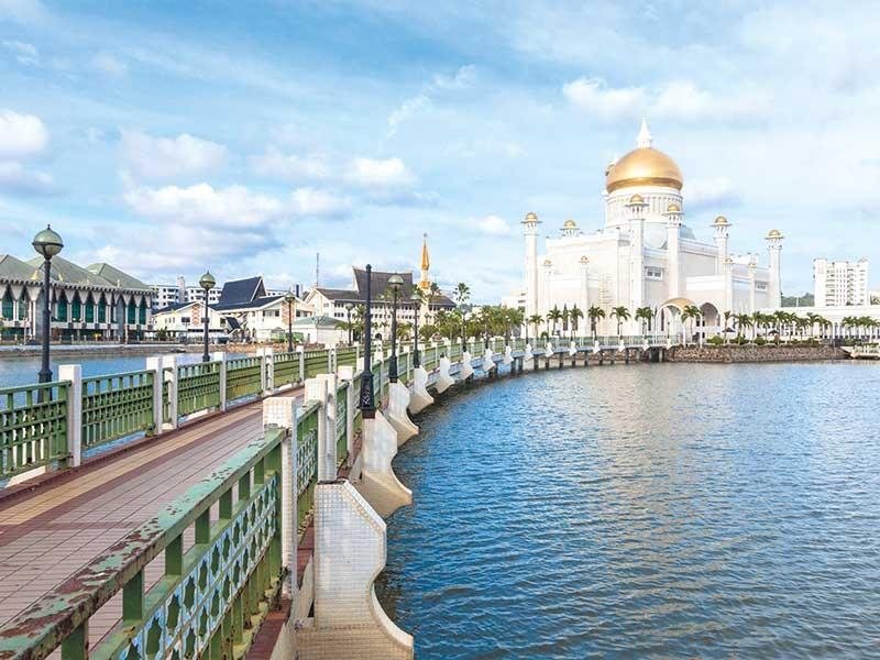 Những điều kỳ lạ chỉ có ở Brunei - ảnh 1