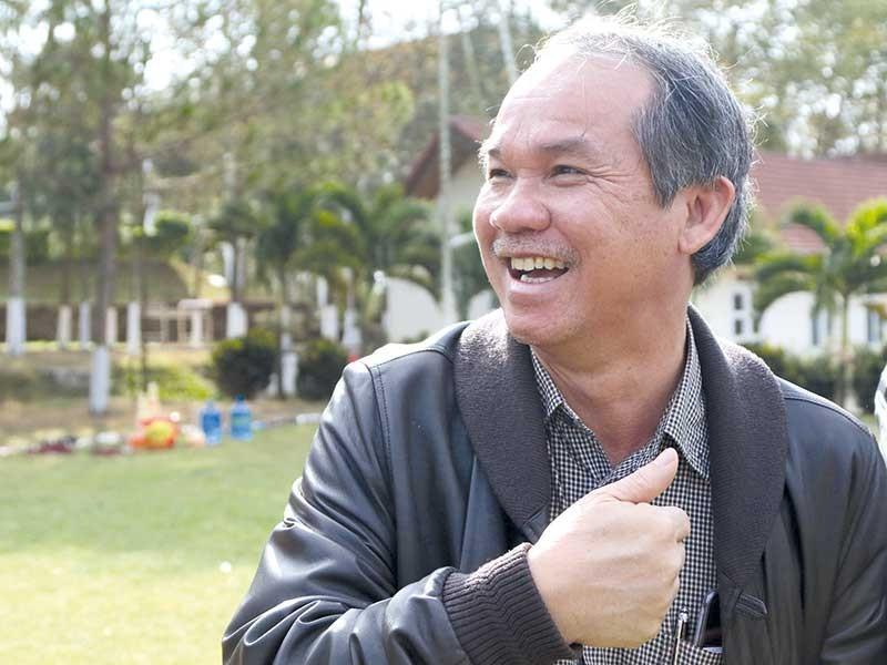 Bầu Ðức, ông Park & trang sử mới của bóng đá Việt Nam - ảnh 1