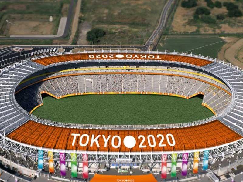 Tình huống Olympic Tokyo 2020 đối mặt với động đất - ảnh 1
