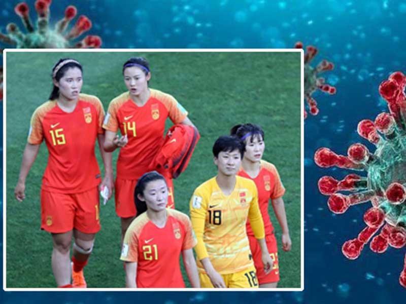 Thể thao Trung Quốc rối loạn do virus Corona - ảnh 1