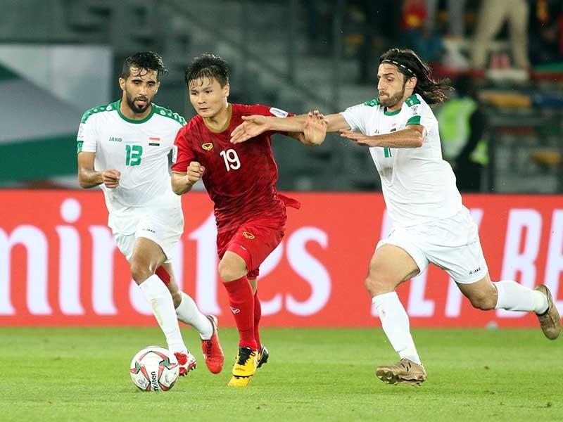 Đầu năm, đội tuyển Việt Nam gặp Iraq - ảnh 1