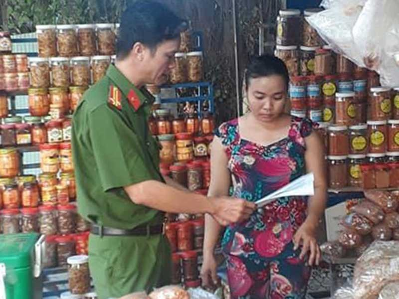 Truy nã Lê Quốc Tuấn, nghi can giết 4 người ở Củ Chi - ảnh 3