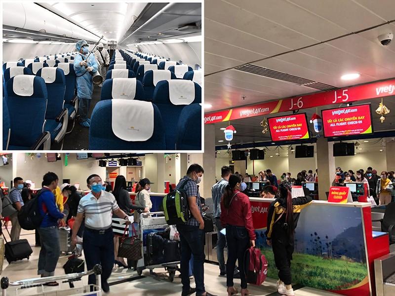 Hành khách 'cắn răng' hủy vé, dời lịch xuất cảnh vì Corona - ảnh 1