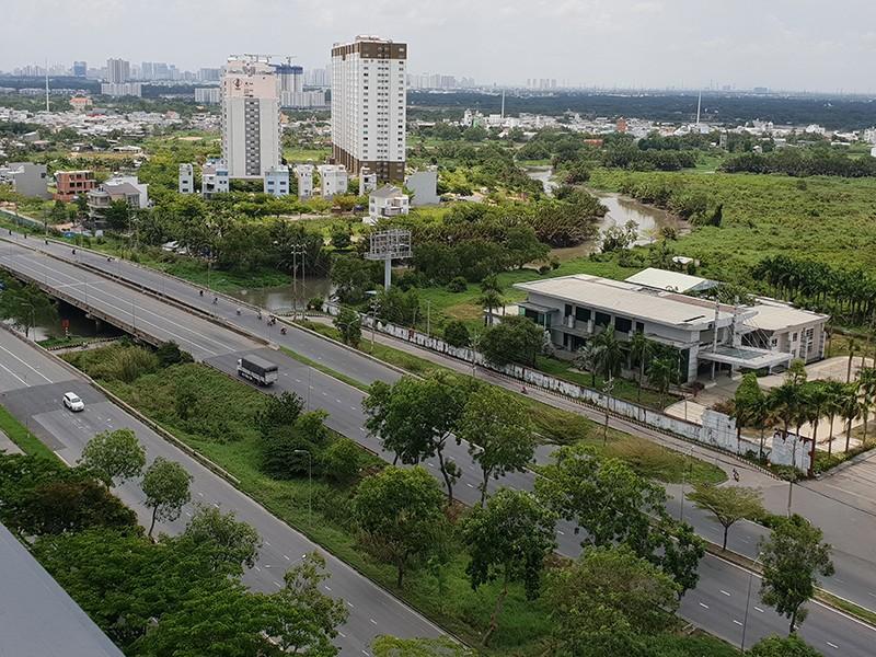 TP.HCM đấu giá 2 khu đất thương mại ở Bình Chánh - ảnh 1