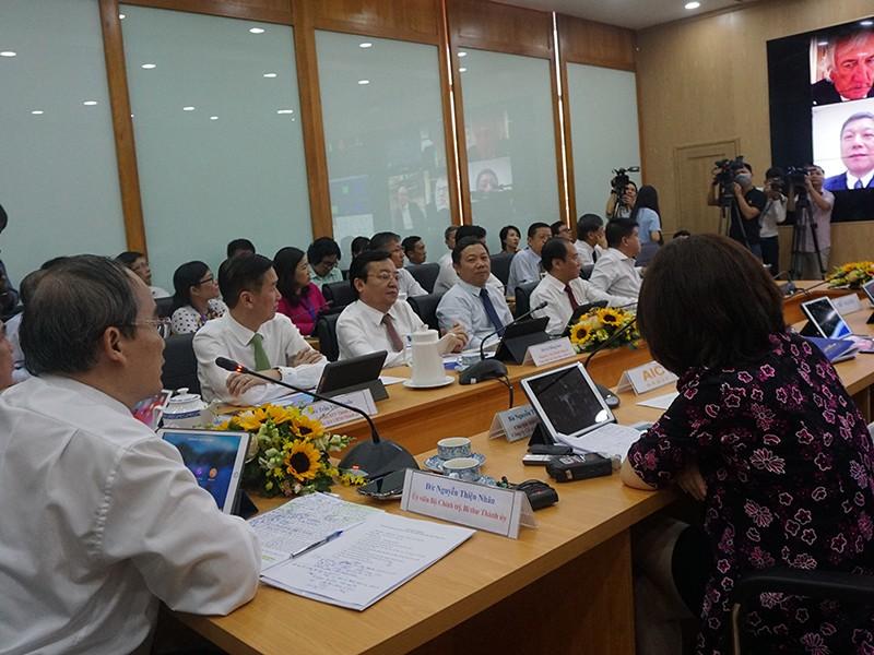 TP.HCM có trung tâm điều hành y tế, giáo dục thông minh - ảnh 2