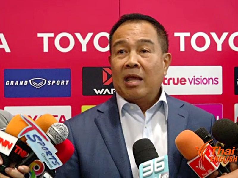 Đại hội LĐBĐ Thái Lan: Chủ tịch Somyot 51/69 phiếu thuận - ảnh 1