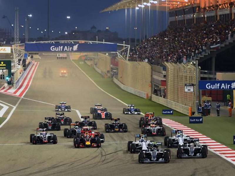 Hoãn chặng đua F1 tại Thượng Hải nhưng không hoãn chặng VN - ảnh 1