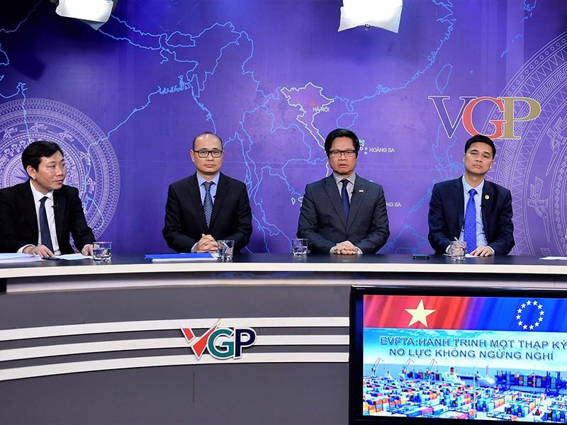 EVFTA tạo đà cải cách thể chế ở Việt Nam - ảnh 1