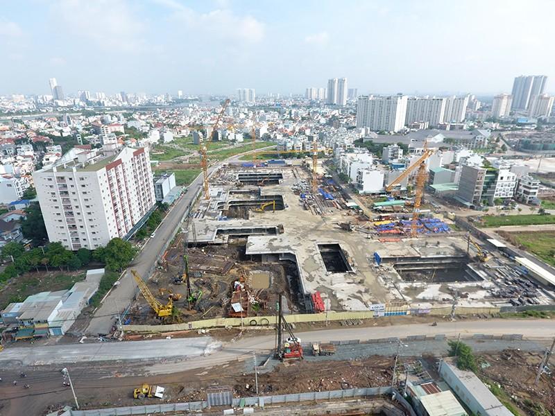 Bộ Xây dựng lên tiếng về dự án của đại gia Đinh Trường Chinh - ảnh 1