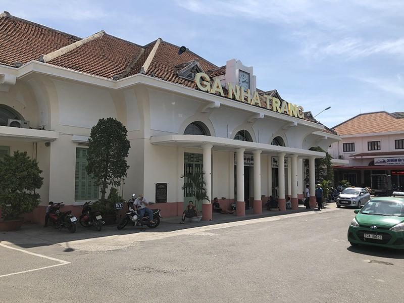 Đề xuất dời ga Nha Trang lấy đất vàng - ảnh 1