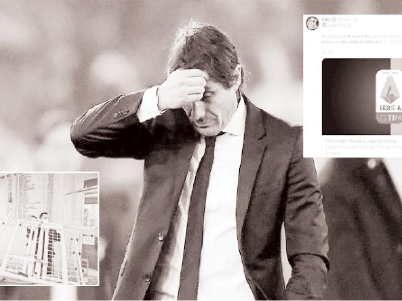 Bóng đá Ý cũng 'toang' vì COVID-19 - ảnh 1