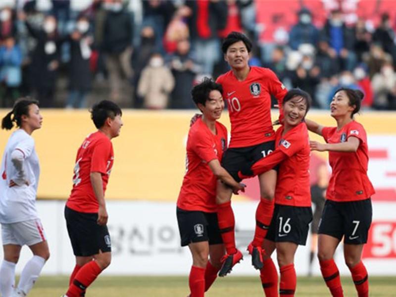 COVID-19 làm đội nữ Hàn Quốc chọn 'sân nhà' ngoài Hàn Quốc - ảnh 1