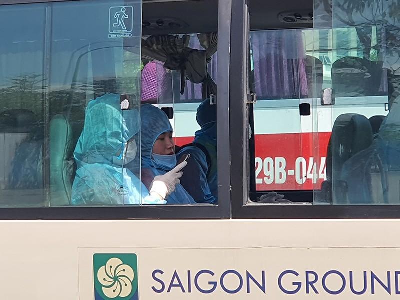 Miền Trung kích hoạt chống dịch, cách ly khách từ Daegu - ảnh 1