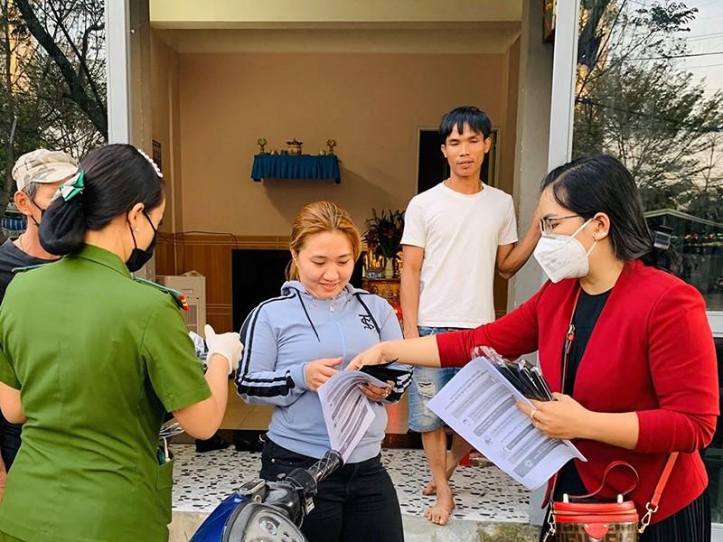 Người dân Đà Nẵng tương tác với chính quyền trên Facebook - ảnh 1