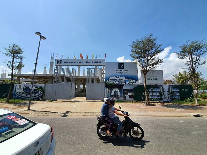 Đà Nẵng: Rao bán căn hộ trái phép - ảnh 1
