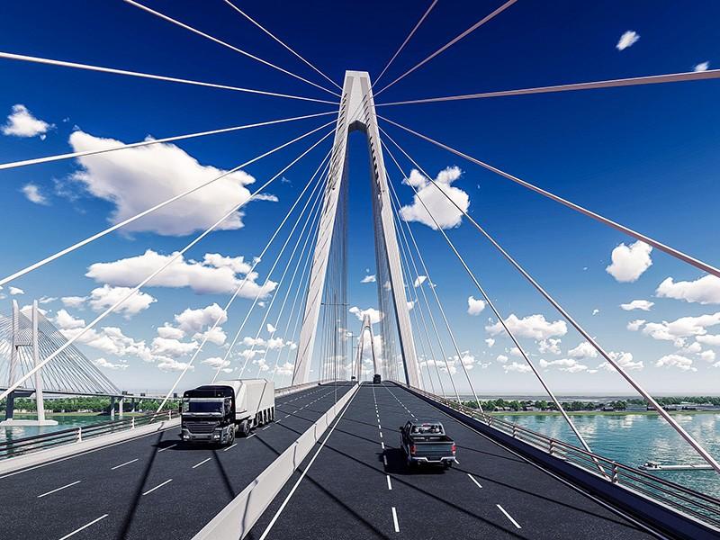 Bắt đầu làm cầu Mỹ Thuận 2 - ảnh 2