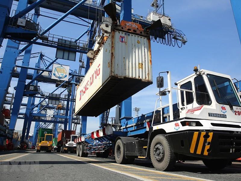 Xuất nhập khẩu 2 tháng đầu năm 2020 đạt 74 tỉ USD - ảnh 1