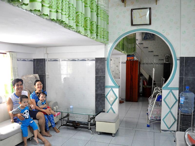 Bộ Xây dựng cấp phép xây dựng căn hộ 25 m2 - ảnh 1
