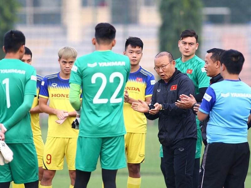 Có thể hoãn trận Malaysia - Việt Nam, ông Park thở phào - ảnh 1