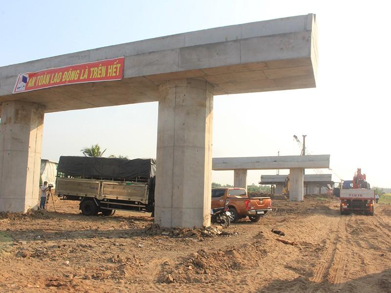 Cao tốc Trung Lương-Mỹ Thuận: 6.686 tỉ chưa được giải ngân - ảnh 1