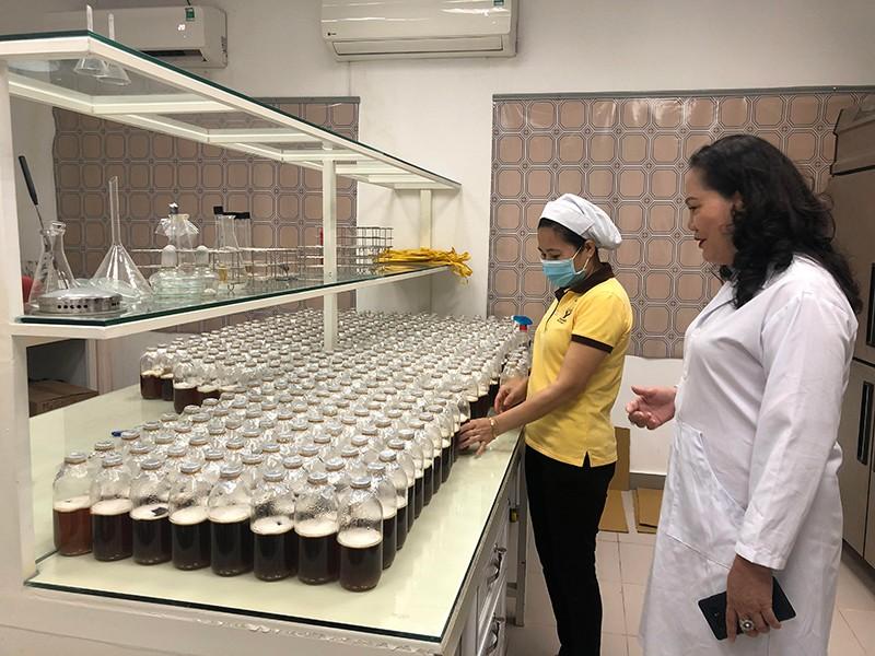 Nữ doanh nhân đưa đông trùng hạ thảo Việt ra thế giới - ảnh 2