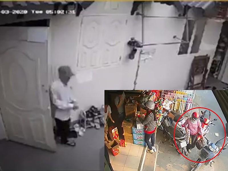 Giả người lao động để trộm ở vùng ven TP.HCM - ảnh 1